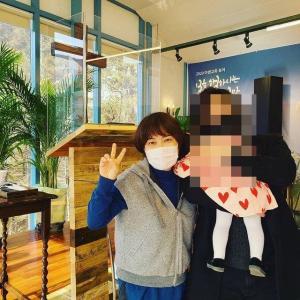 '지금?'  조혜련, 교회 대면 예배 인증 논란 → SNS 삭제